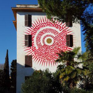 Street Art Rome - Tor Marancia - wall 7