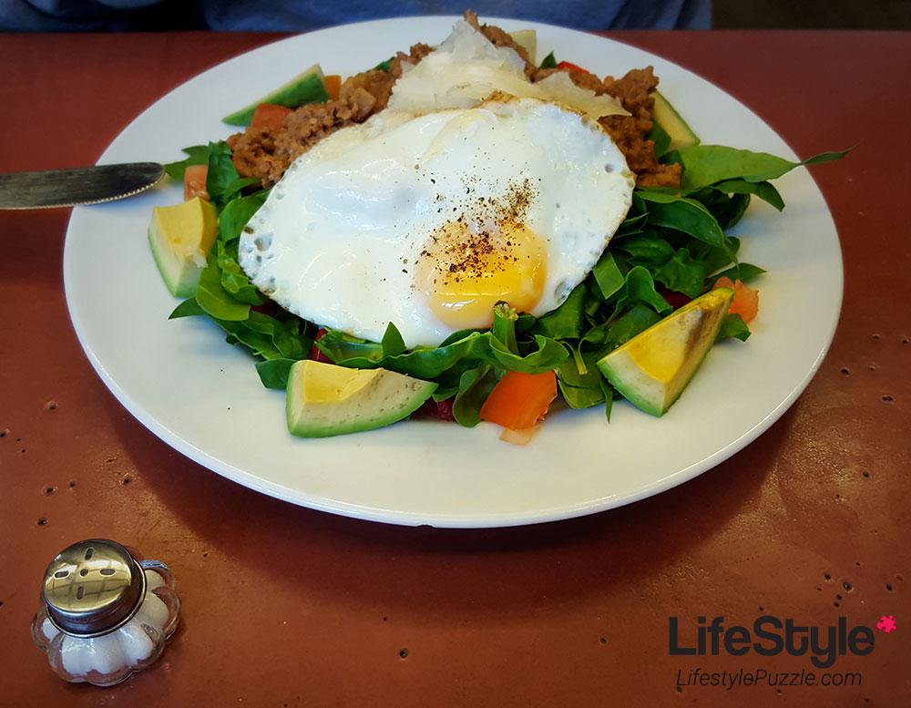House of Small Wonders -- food - Okinawan Taco Rice