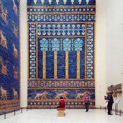 At the Gates of Babylon -Ishtar-Gate, Pergamon Museum