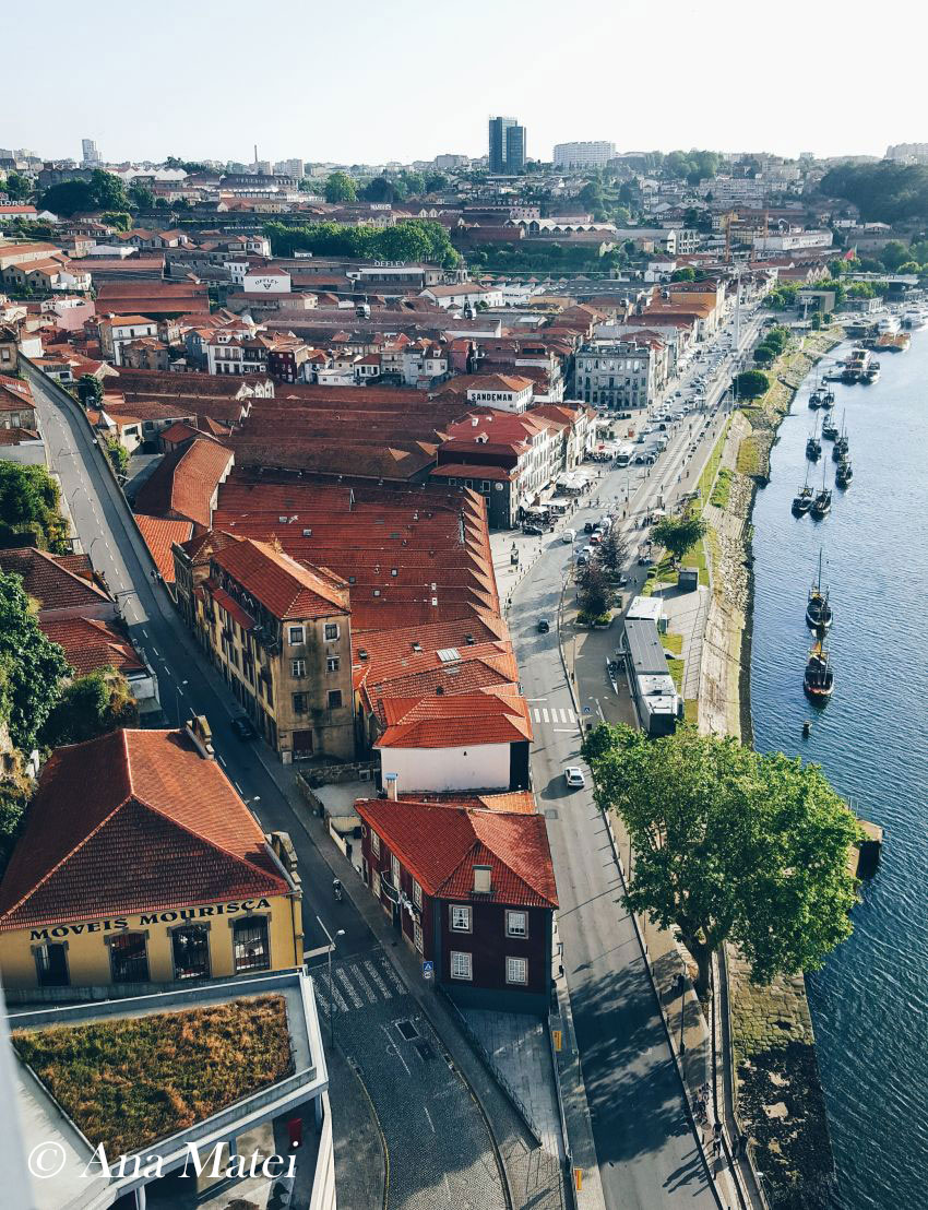 Gaia-cable-car-view---Porto