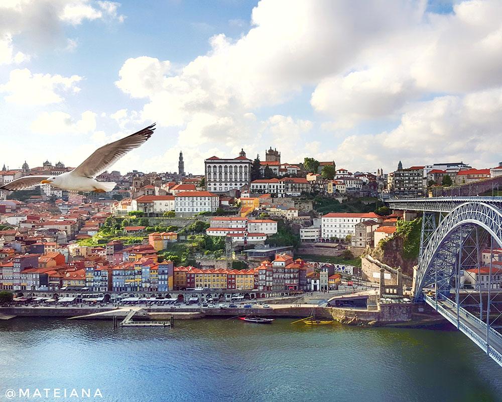 Porto-Postcard