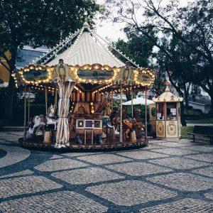 Cascais carousel