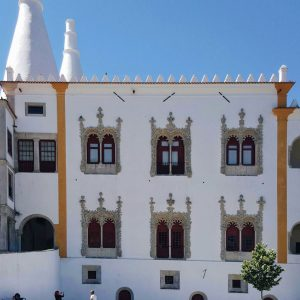 National-Palace-of-Sintra,-Portugal