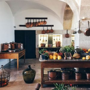 Pena-Palace-Sintra---interior-styling-in-Pena-Palace-Kitchen