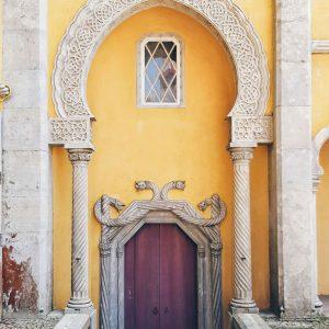Pena-Palace-door