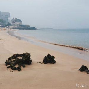 Praia da Rainha, Cascais, Portugal