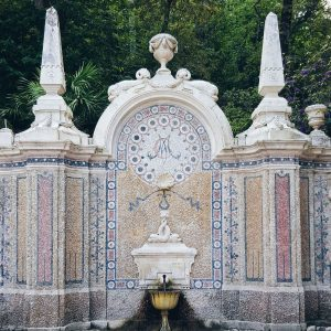 Quinta-da-Regaleira-fountain