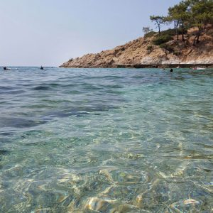 Tripiti Beach, Thassos, Greece