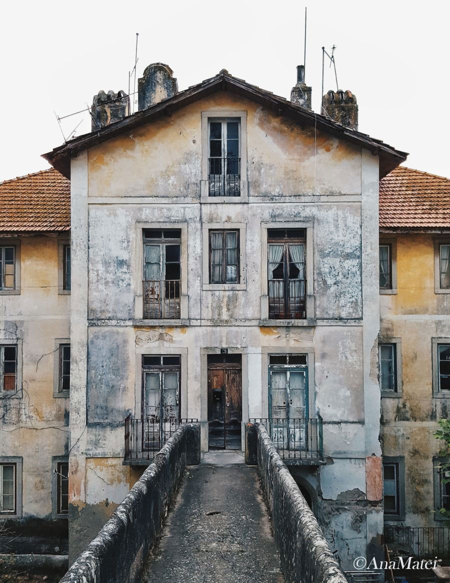 old-house---Sintra-architecture