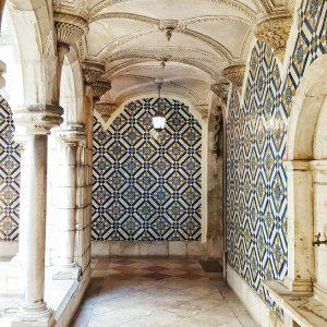 Azulejos-Museum-in-Lisbon
