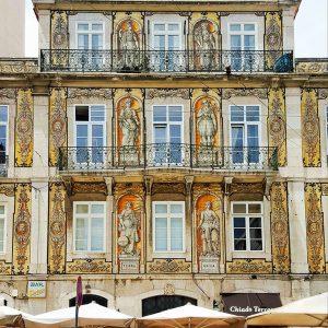 Lisbon-facade