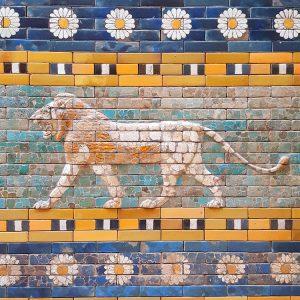 pergamon-museum-lion-mosaic