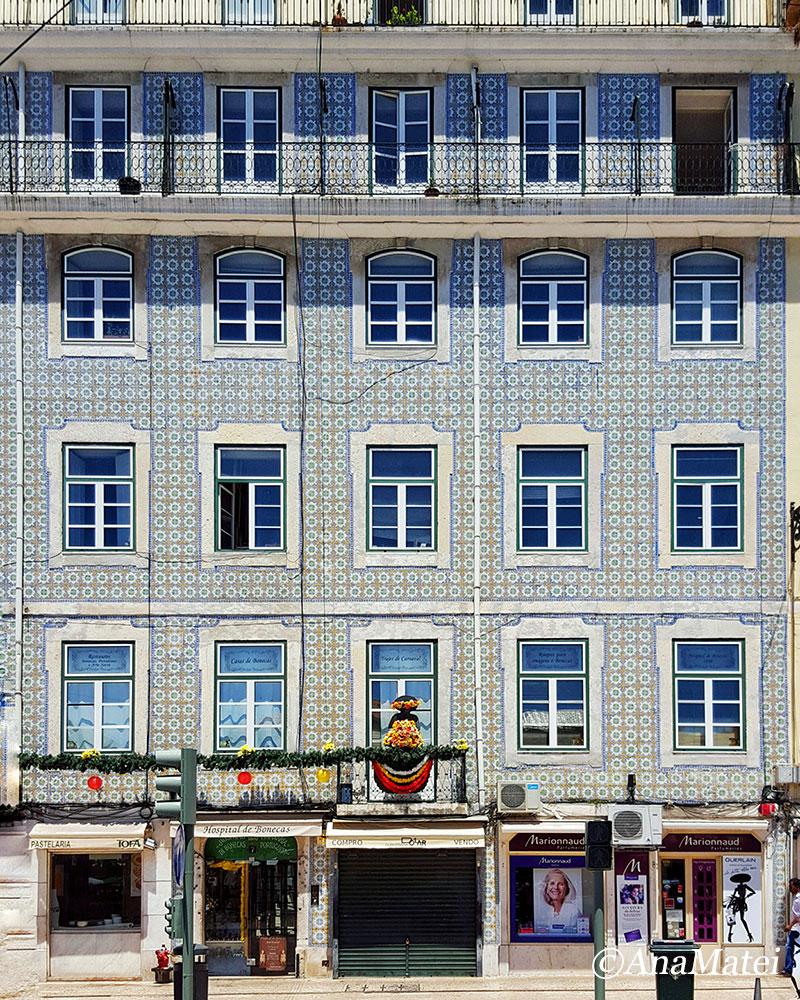 Lisbon Facade - Doll Hospital