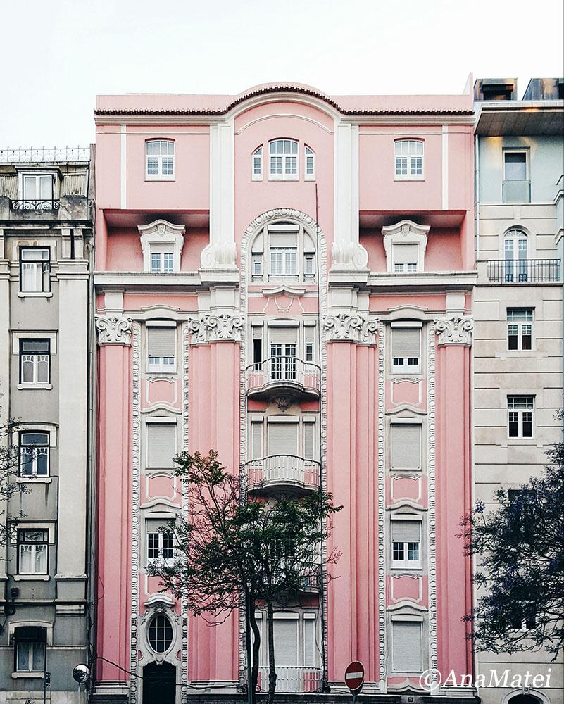 Lisbon Facades - minimal
