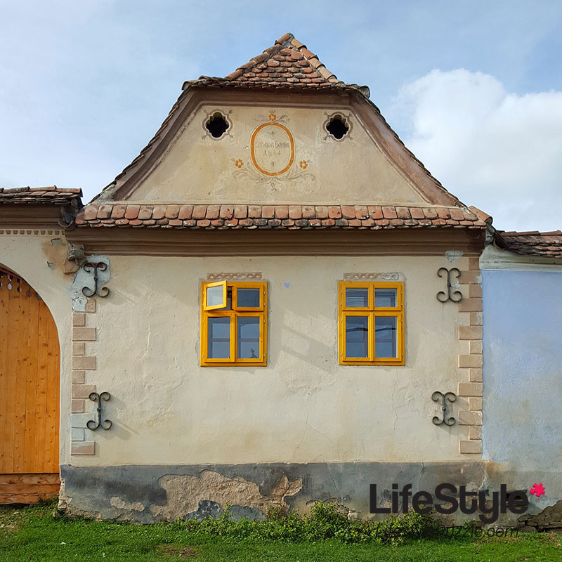 Viscri the rebirth of a saxon village in transylvania ro story visuals - Saxon style houses in transylvania ...