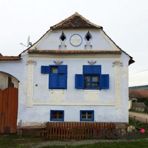 Viscri house