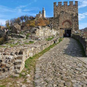Tsarevets-Fortress