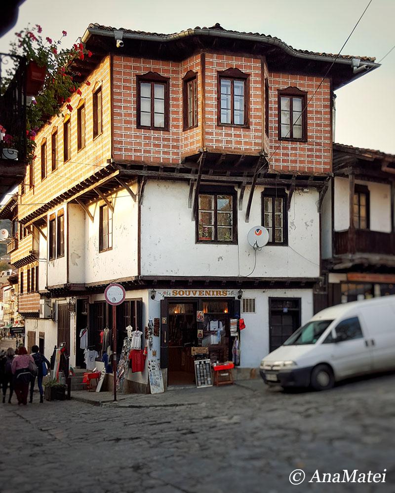 Veliko-Tarnovo-Architecture