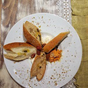 goat-cheese-appetizer-in-veliko-tarnovo-bulgaria