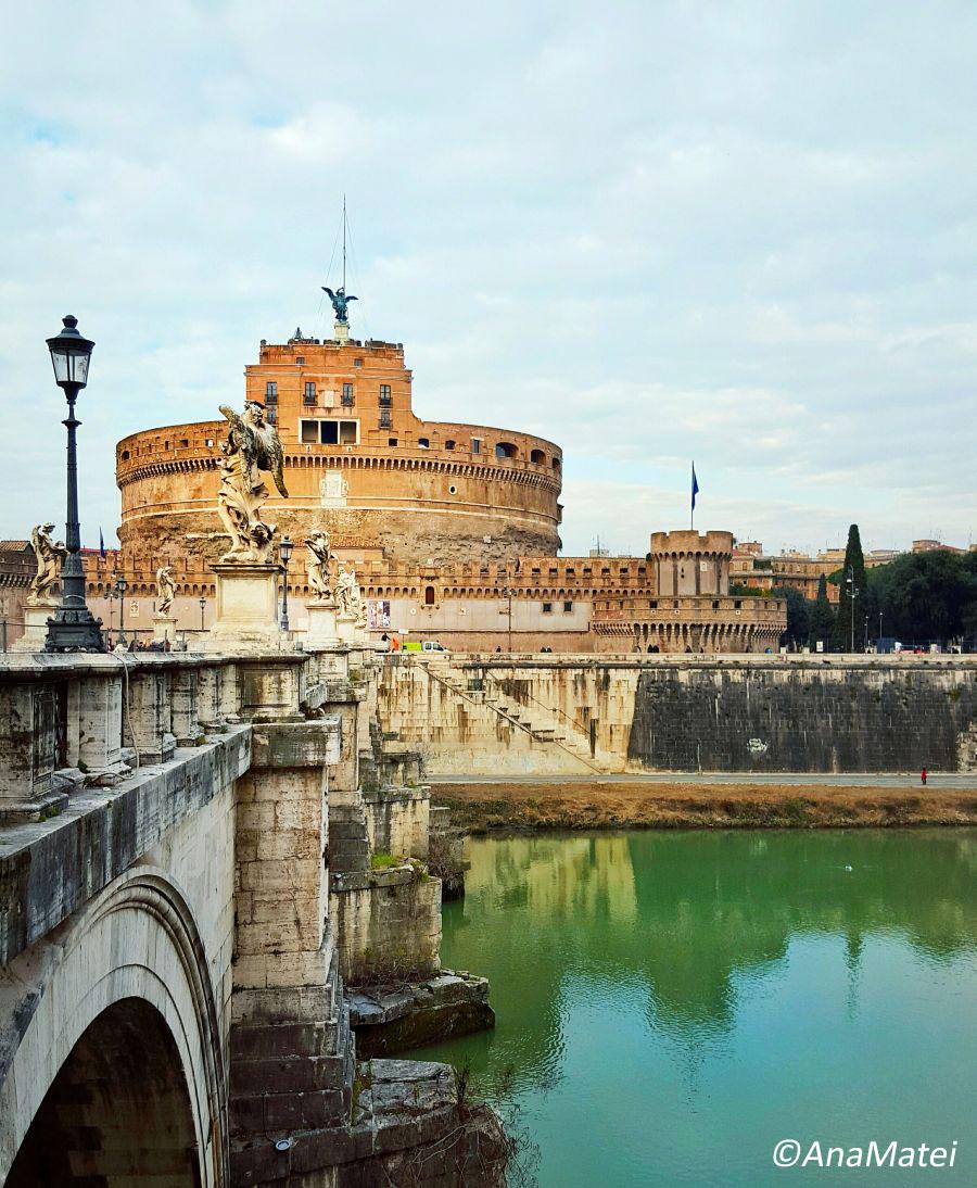Castel-Sant-Angelo-Rome-Italy