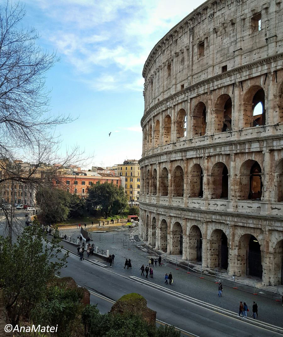 Colosseum-Rome-side-view
