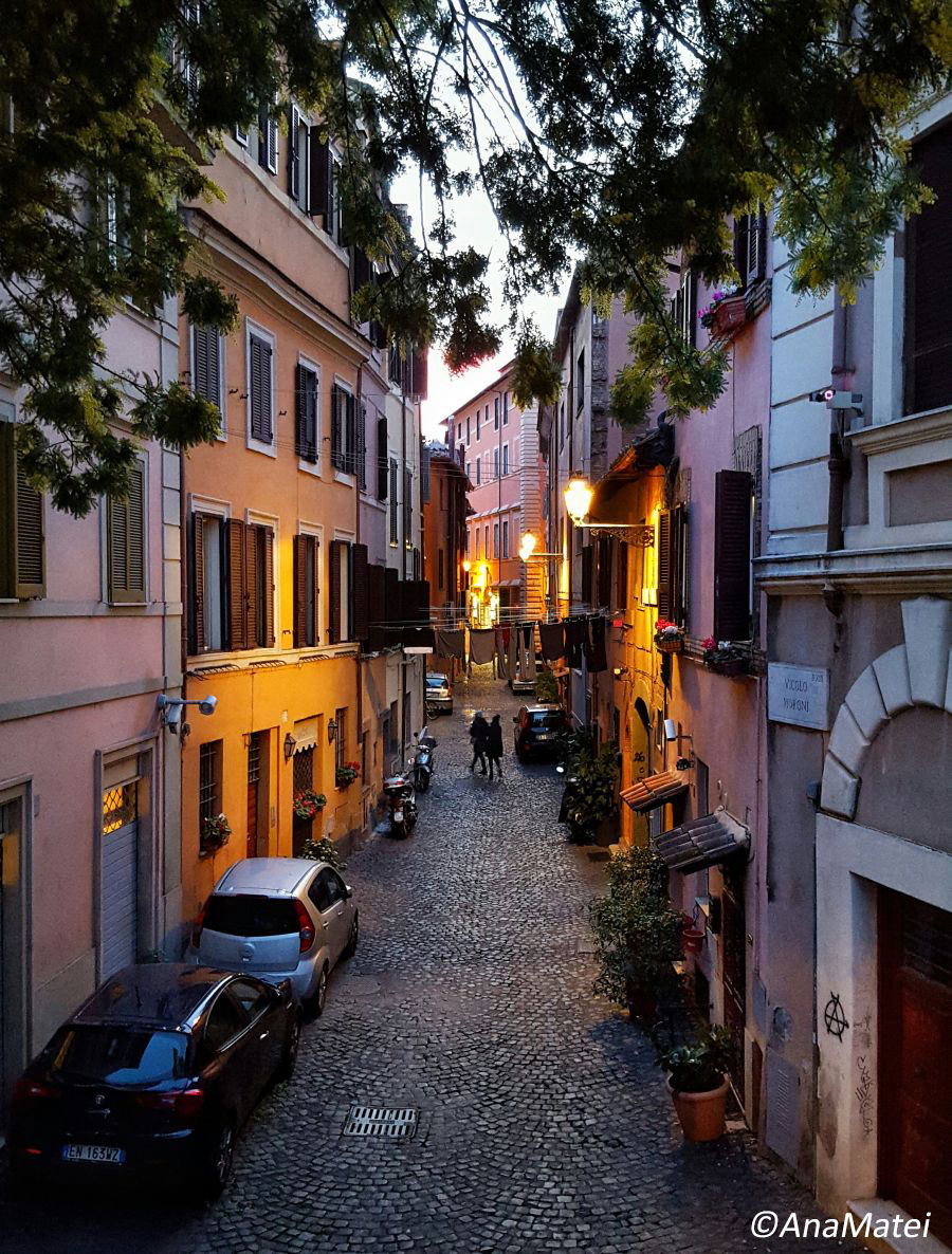Trastevere-Rome-at-dusk