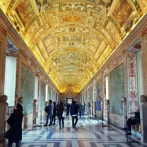 Vatican-Museums-Rome-Art