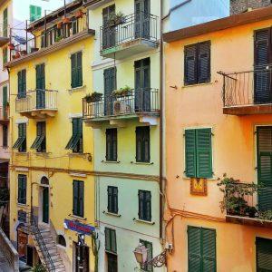 Riomaggiore---Via-Colombo