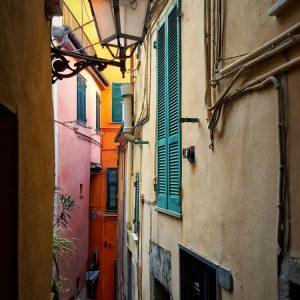 Riomaggiore-alleys