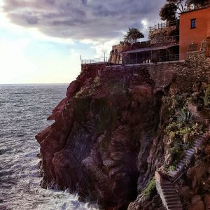 Riomaggiore-train-station-at-golden-hour---Cinque-Terre-by-Ana-Matei