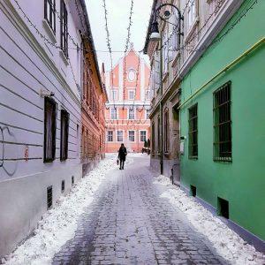 Brasov,-Transylvania---street-view-by-Ana-Matei