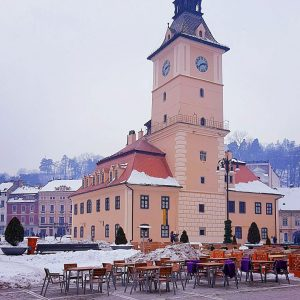 Council Square - Point of View - Brasov