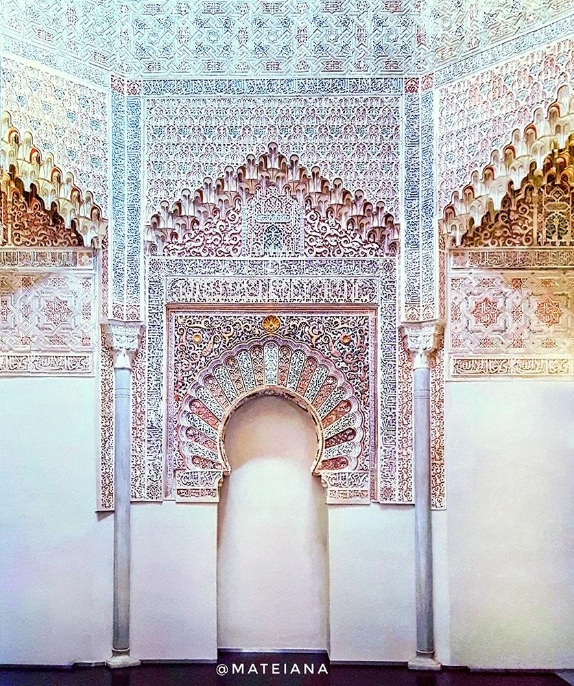 Madrasah-of-Granada---La-Madraza,-Andalucia