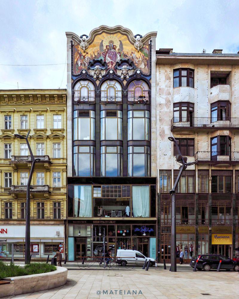 Art-Nouveau-Architecture-Budapest