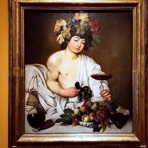 Bacchus-by-Caravaggio