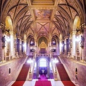 Budapest Parliament - Building Tour