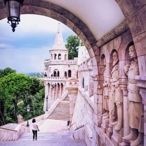 Fisherman-Bastion-Budapest---soldiers-point-of-view