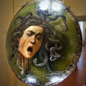 Medusa-by-Caravaggio