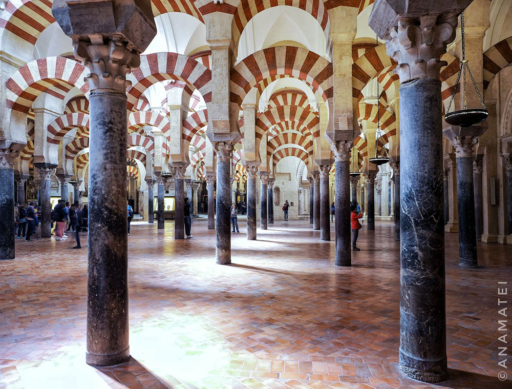 Mezquita-the-Mosque-Cathedral-of-Cordoba, Spain
