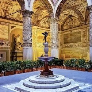 Palazzo-Vecchio,-Florence,-Italy