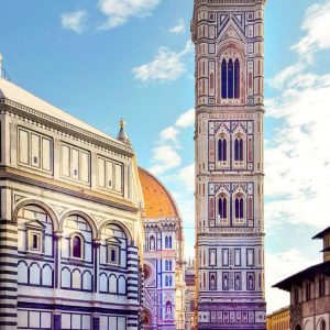 Piazza-del-Duomo-and-Giotto-s-Campanile