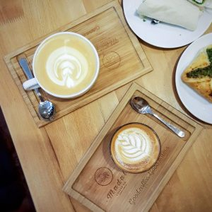 Madal Specialty Coffee in Budapest