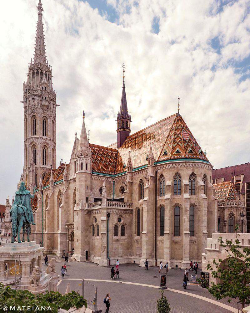 St. Matthias Church, Budapest, Hungary