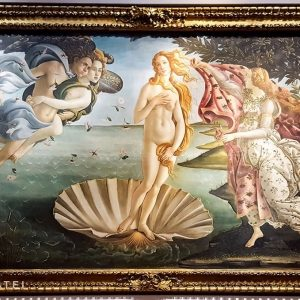 The-birth-of-Venus-by-Botticelli