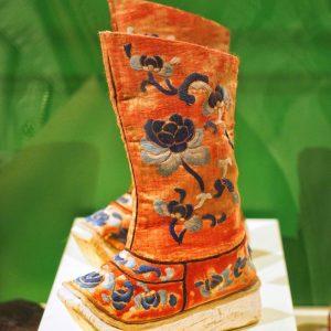 Tiny Mongolian Boots