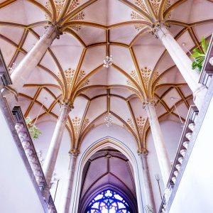 Vajdahunyad-Castle---ceiling