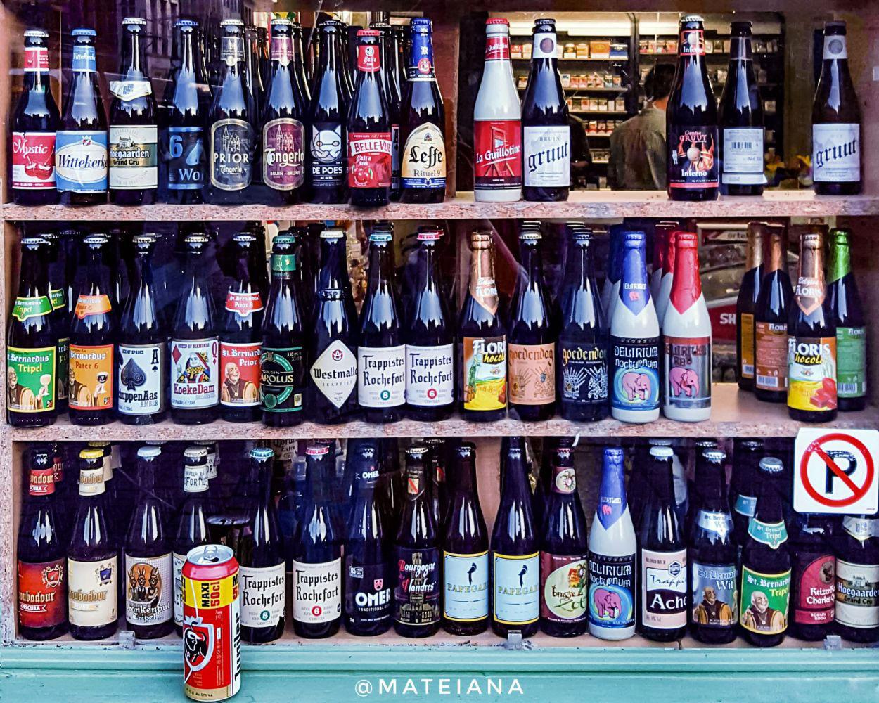 Belgian-Beers-Tasting