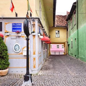 Str.-Cetatii---The-most-beautiful-street-in-Sibiu