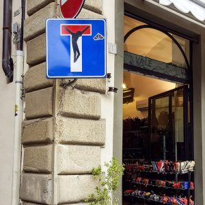 Street-Art-Florence---On-the-cross