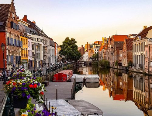 Ghent-City-Guide